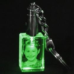 30x20x15 Yeşil Işıklı Anahtarlık - Thumbnail