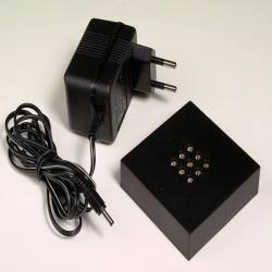 9 Ledli Adaptörlü Işıklık - Thumbnail