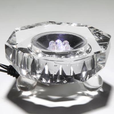 Kristal Adaptörlü Işıklık