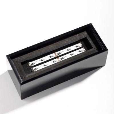Ahşap Işıklık Adaptörlü (200x160x30 mm)