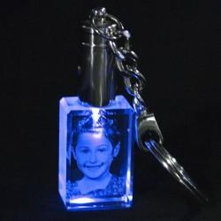 30x20x15 Mavi Işıklı Anahtarlık - Thumbnail