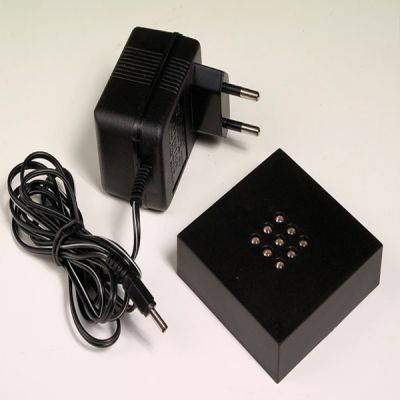 9 Ledli Adaptörlü Işıklık