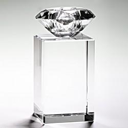 - Kişiye Özel Kristal Şamdan CO 126